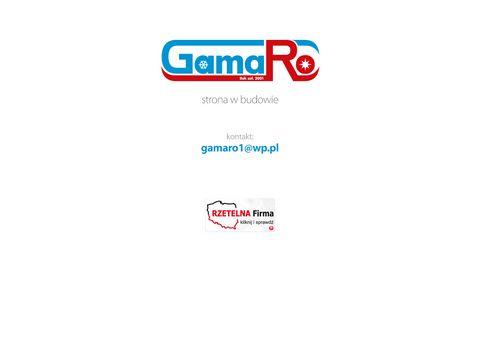 GAMARO wdrażanie automatyki wdrażania rzgów