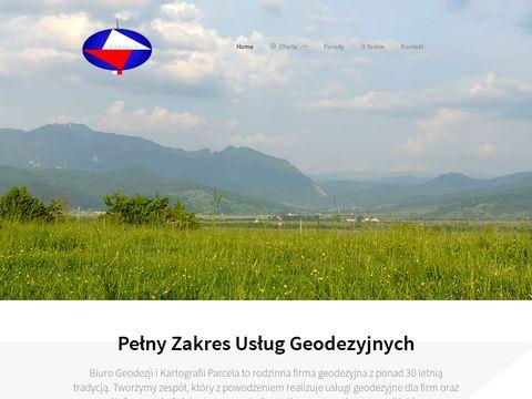 Geodeta Garwolin | Biuro Parcela