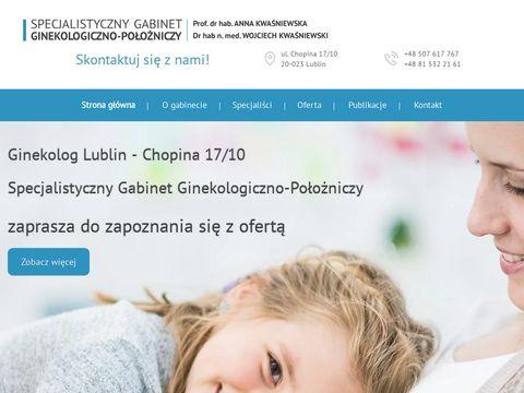 Ginekolog Lublin   Gabinet ginekologiczno-położniczy Lublin
