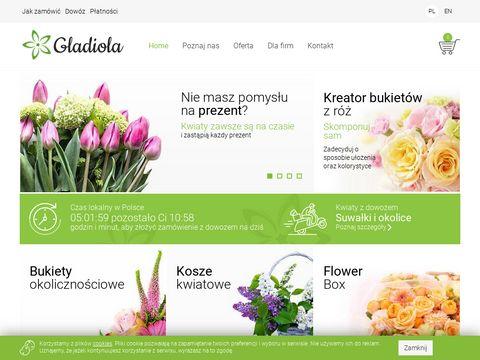 Kwiaciarnia Suwa艂ki