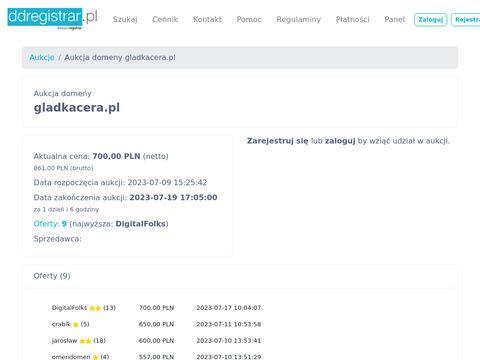 G艂adka Cera - Strona o tabletkach na zmarszczki i problemy sk贸rne