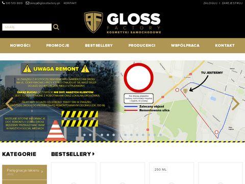 Glossfactory.pl akcesoria autodetailingowe