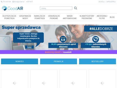 GoodAir.pl - oczyszczacze powietrza