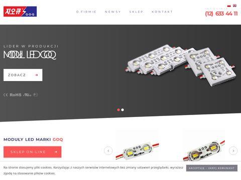 GOQ LED | modu艂y ledowe