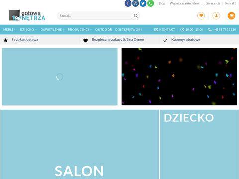 Gotowe Wn臋trza - sklep internetowy z polskim designem