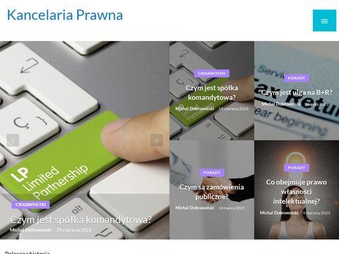 Strona główna - Kancelaria Prawna