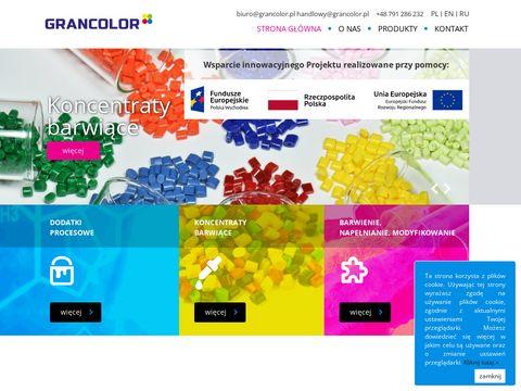 Grancolor - producent barwników