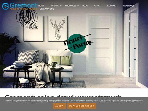 Drzwi zewnÄ™trzne - gremont.pl