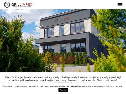 Grill-Impex - wÄ™giel drzewny producent