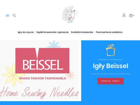 Grofes.com - igły do szycia
