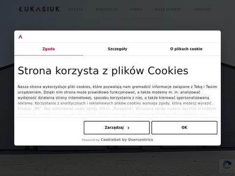 Grupa Łukasiuk Konstrukcje stalowe