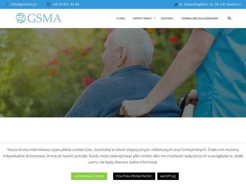 Opiekunki w Niemczech – GSMA24
