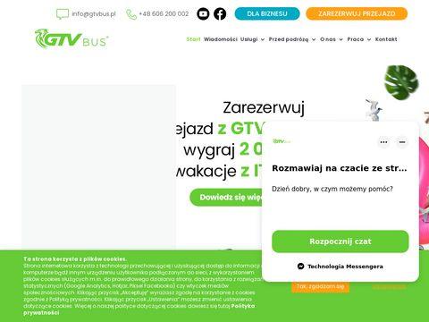 GTVBUS Twój bus do Niemiec