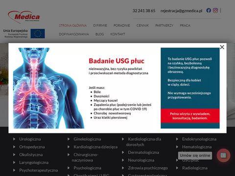 Gzmedica.pl biopsja chorz贸w