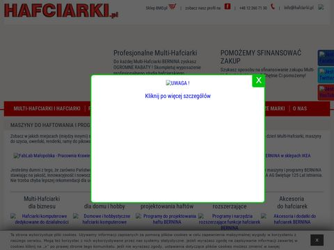 Hafciarka - hafciarki.pl
