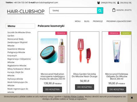 Hair-clubshop.pl ceramiczne szczotki