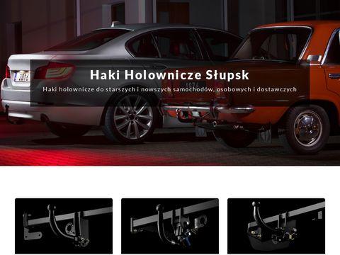 Hak holowniczy - hakiholownicze.slupsk.pl