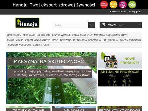 Hanoju-Sklep.pl - EKO suplementy