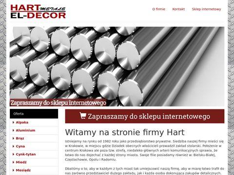 Hart - art. z艂膮czne