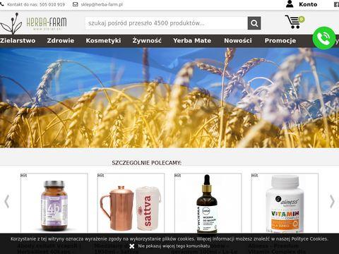 Herba-Farm Sklep Zielarsko-Medyczny