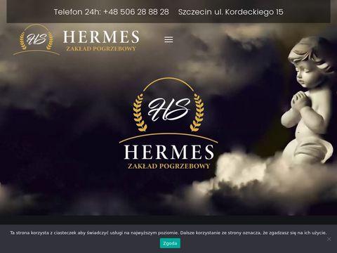 Zakład pogrzebowy Hermers Szczecin