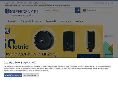 Suszarki do włosów na Higieniczny.pl