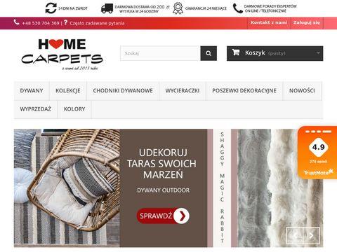 Sklep z dywanami online - tanie dywany - Home Carpets