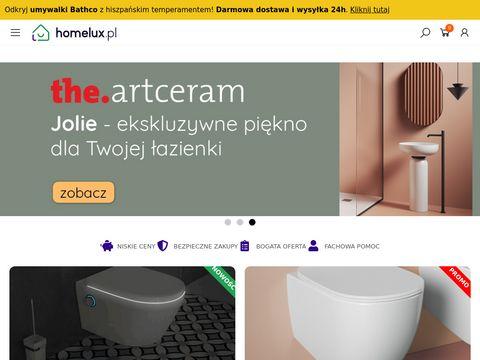 Homelux.pl bateria podtynkowa