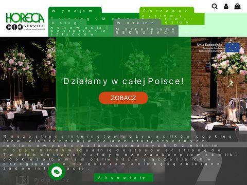 Catering w Krakowie - http://horecaservice.pl/