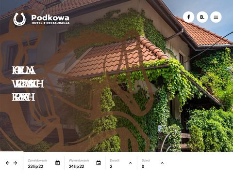 Podkowa - hotel i restauracja we Wrocławiu