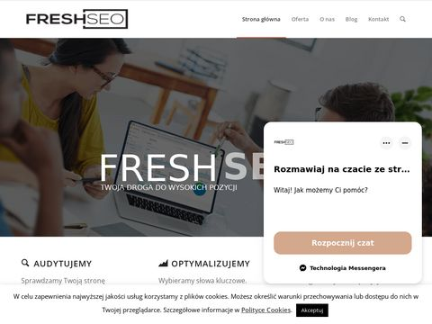 Firma informatyczna Wrocław Hotit.pl