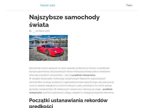 HOUSE & CAR Lampy samochodowe Szczecin