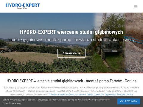 Wiercenie studni głębinowych - Hydro Expert - Tarnów, Gorlice, Limanowa