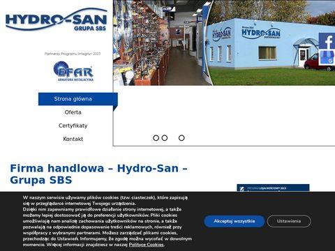 Hydro-san-sbs.pl
