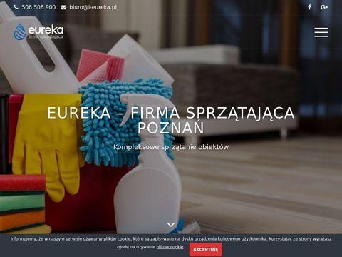 Firma sprzątająca Poznań - Eureka