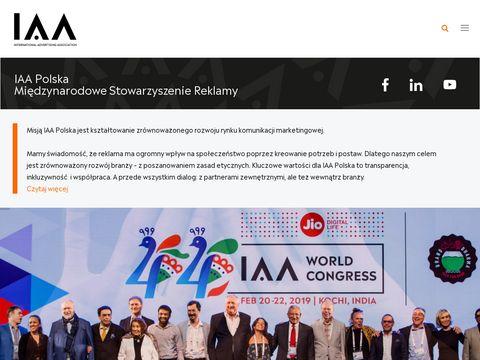 Iaa - MiÄ™dzynarodowe Stowarzyszenie Reklamy