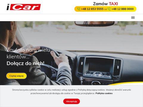 ICAR Taxi - taxi Kraków