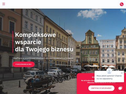 Idea Place - Sala konferencyjna Wrocław