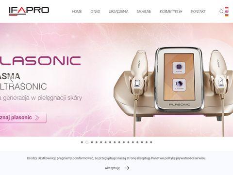 IfaPro - wyposażenie gabinetu kosmetycznego