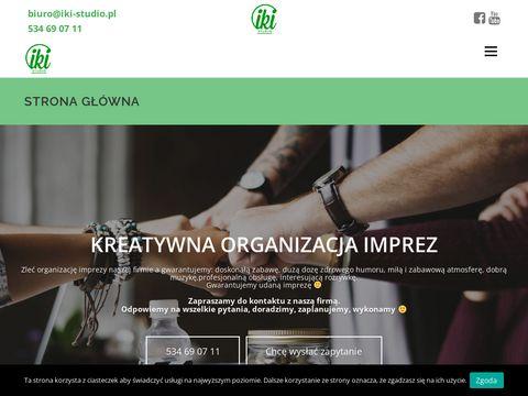 Iki Studio - przyjęcia urodzinowe dla dzieci Kraków