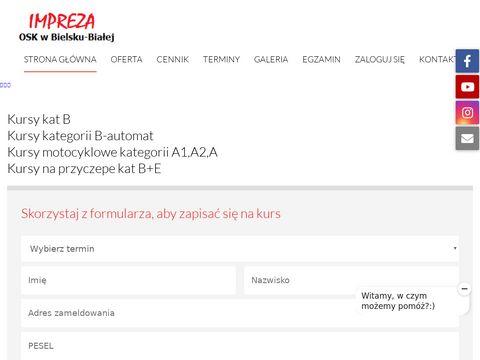 Prawo jazdy Bielsko - Biała