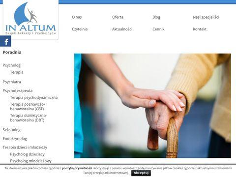In-Altum Warszawa Psychoterapia