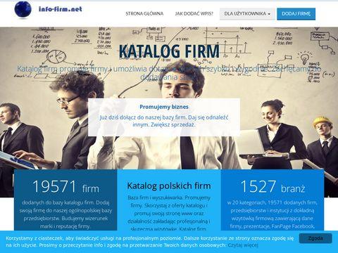 Info-firm.net baza firm