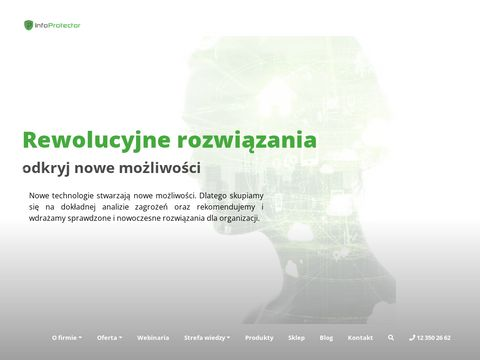 Kontrola zdalnego dost臋pu - InfoProtector.pl