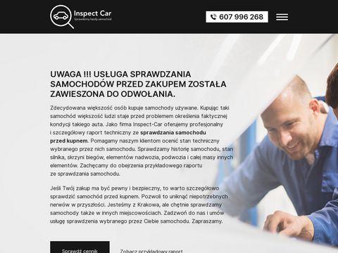 Sprawdzenie samochodu | inspect-car.pl