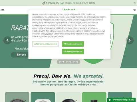 IRobot: Odkurzacze Roomba | Scooba