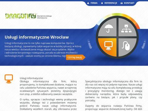 Firmy informatyczne Wrocław - itbce.com