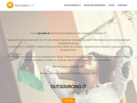 IT projekt