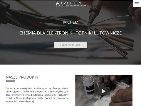 Lutowanie stali nierdzewnej i aluminium - ivichem.pl