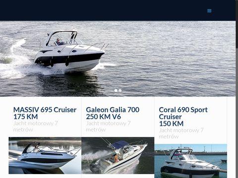 Wynajem Å'odzi Sopot - jachtygdynia.pl